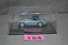 Oxford Diecast AH1001 Scale 1:43 Austin - Healey 100 BN1 [Hood] Healey Blue New