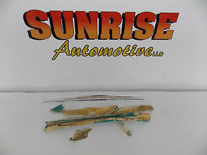 GM 1653426 VERTICAL REVEAL MOLDING RH 1975 76 77 78 79 CHEVY BUICK OLDS PONTIAC