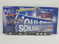 "Scania Kurzhauber Koffer-Sattelzug ""Schlecker Marbello"", Grell, OVP, 1:87"