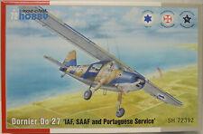 Maqueta Special hobby Dornier Do27/casa C-127 escala 1/72 Ref.sh72327