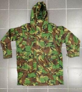 Genuine British Army DPM Cold Weather Parka Falklands Woodland Camo Large Sizes