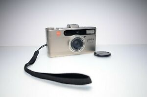 Leica Minilux Zoom 35mm Point and Shoot Film Camera #2455556
