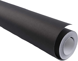 House of Card and Paper 10 m Poster Roll - Black HCP131