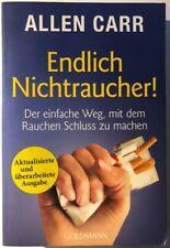 ENDLICH NICHTRAUCHER! + ALLEN CARR + DER EINFACHE WEG +++ 9783442174027