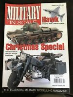 Military in Scale Magazine Jan 2004  Christmas Special