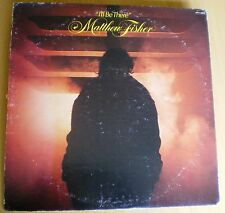 "Matthew FISHER ( PROCOL HARUM ) 2nd LP ""I'll be there""  Vinyl Rare US 1974"