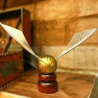 Harry Potter The Golden Snitch Decoration Tabletop Prop Gift for Kids Xmas Gift