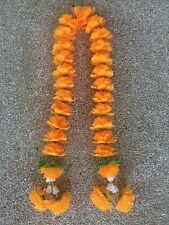 Artificial Fake Marigold Garland 95 cm long