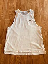 Nike dry fit running shirt exercise shirt size large