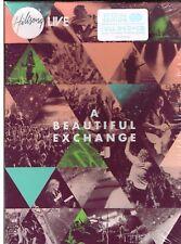 "HILLSONG DVD Region 4 & Bonus CD & Photo Book ""A BEAUTIFUL EXCHANGE"" Brand New"