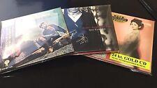 STANDARDS, AMAPOLA,  BANGLES & BEADS, S. KUHN, R. SELLANI   3 CD 24 KARAT GOLD