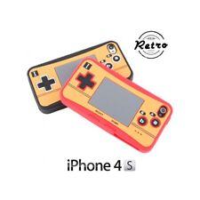 Coque pour iPhone 4 4S imitation console de jeu vidéo vintage - Protection ipho