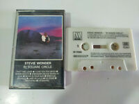 Stevie Wonder IN Square Circle Motown 1985 - Cinta Cassette