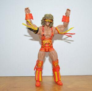 """WWE Wrestling Elite ULTIMATE WARRIOR Action Figure Defining Moments 2011 7"""""""