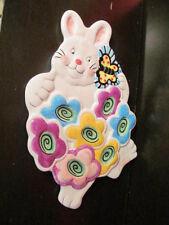 Easter Egg Dish Bunny Rabbit Egg Plate Holder
