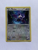 2014 Pokemon XY Furious Fists Noibat Reverse Holo Card #87/111 - Lightly Played