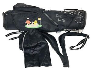 Callaway X Hyper Lite 3.0 Golf Bag Carry Stand Bag 3 Way Promotional M&M Series!