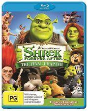 Shrek Forever After (Blu-ray, 2014, 2-Disc Set)