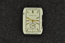 VINTAGE MENS TIFFANY AND CO. MOVADO WRISTWATCH MOVEMENT - RUNNING