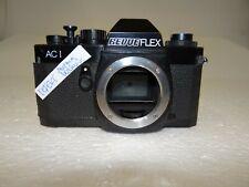 Spiegelreflexkamera Revueflex AC1 nur Body Gehäuse ohne Objektiv defekt (2694)