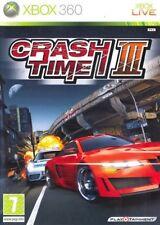 Crash Time 3 (III) XBOX 360