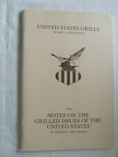 United States Grills (Stamps)by Lg Brookman 1980