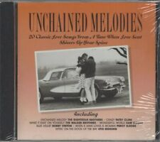 Unchained Melodies CD, Righteous Brothers, Patsy Cline, Walker Brothers u.v.m.