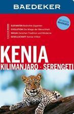 Baedeker Reiseführer Kenia, Kilimanjaro, Serengeti von Marion Frahm und Madeleine Reincke (2014, Taschenbuch)