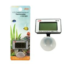 More details for ista lcd digital thermometer aquarium fish tank temperature meter very accurate