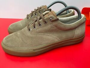 SPERRY TOP-SIDER MENS SUEDE/LEATHER BOAT/DECK SHOES UK SIZE 8 EUR 42