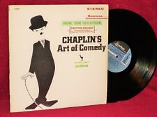 OST LP CHAPLIN'S ART OF COMEDY ELIAS BREESKIN 1966 MAINSTREAM STEREO VG++