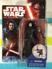 Star Wars The Force Awakens Kylo Ren Unmasked 3.75 Inch Action Figure Wave 3 NEW