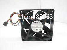 FOXCONN PV123812DSPF 01 Fan 12CM 12V 0.90A 120*120*38mm 4pin free shipping zh18