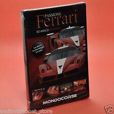 PASSIONE FERRARI LA STORIA LA TECNOLOGIA LE AUTO DVD Mondocorse Formula 1 F1