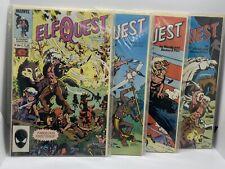 Lot Of 8 - Elf Quest Comics #1,2,3,4,5,6,7,8