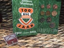 NEDERLAND 2002 - 100 JAAR BVC BLOEMENDAAL - JUBILEUM MUNTENSET VOETBAL