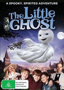 The Little Ghost (DVD, 2017) Australian Stock