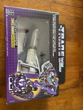Transformers G1 Vintage Reissue Astrotrain Triple Changers Walmart Exclusive NEW