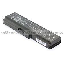batterie TOSHIBA Satellite C650 L630 L640 L670 NB510 L755 M645 P700 PA3817U-1BRS