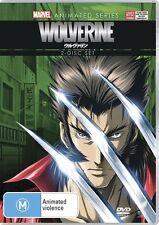 Marvel Animated Series - Wolverine (DVD, 2012, 2-Disc Set)