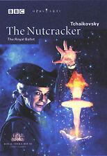Nutcracker/ Cojocaru, Dowell, Royal Ballet (DVD, 2000) NEW SEALED MINT - BBC