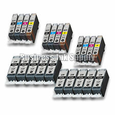 22 PACK PGI-220 CLI-221 Ink Tank for Canon Printer Pixma iP3600 iP4600 NEW