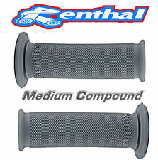 Renthal G148 Gray Full Diamond Medium Compound Sportbike Grip