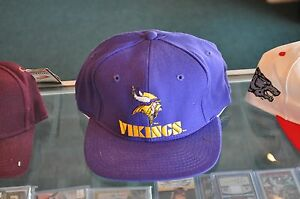 1980's Era Minnesota Vikings Adjustable Baseball Cap by Starter