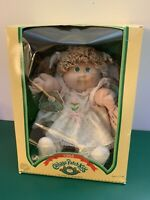 Original Cabbage Patch Kids Doll 1984/Charita Ronny W/ Birth Certificate