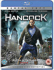 Hancock (Blu-ray, 2008) BRAND NEW & SEALED
