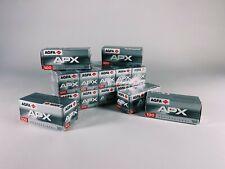 Vintage Rolls AGFA Agfapan APX 100 120 Black & White Film
