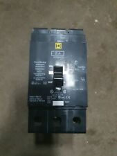 Square D Edb34015 15A 3 Pole Bolt on Circuit Breaker