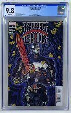 King In Black #5 - Main Stegman Cover - CGC 9.8 - Store