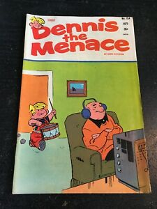 Dennis The Menace#154 Awesome Condition 6.5(1977)Cool!!